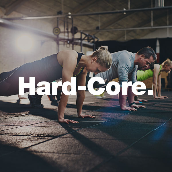 Hard-Core-Grid