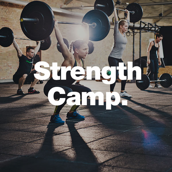 Strength-Camp