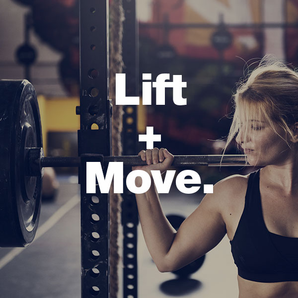 Lift-and-Move
